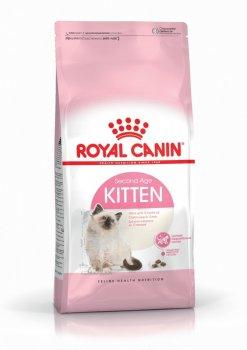 Сухой корм для котов Royal Canin Kitten Second Age