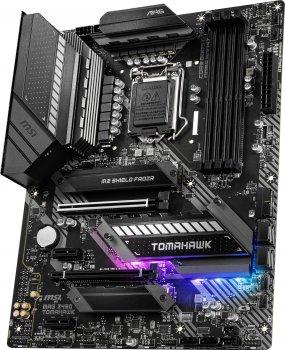 Материнская плата MSI MAG Z490 Tomahawk (s1200, Intel Z490, PCI-Ex16)