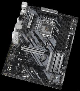 Материнська плата ASRock Z490 Phantom Gaming 4 (s1200, Intel Z490, PCI-Ex16)