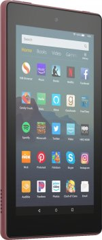 Планшет Amazon Fire 7 1/16GB WiFi (2019) Plum (англ. мова)