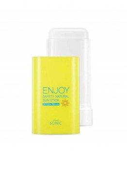 Солнцезащитное средство SCINIC Enjoy Safety Natural Sun Stick SPF50+/PA++++ (SW0000425)