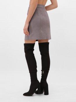 Спідниця Fashion Up YUB-1076C Сіра
