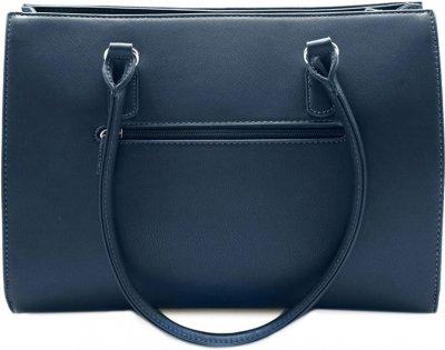 Женская сумка David Jones 7771826 Синяя (1000007771826)