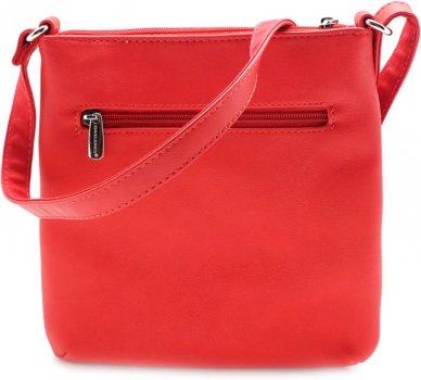Женская сумка David Jones 7772218 Красная (1000007772218)