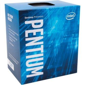 Процесор CPU DС Pentium G4560 3.5GHz/3MB/14nm/54W (BX80677G4560) s1151 BOX
