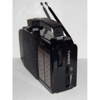 Радиоприёмник всеволновой SENOIX GOLON RX-607 AC