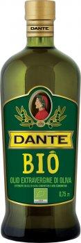Оливкова олія Olio Dante Extra Virgin Bio Органічна першого холодного пресування 0.75 л (8033576194905)