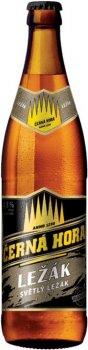 Упаковка пива Cerna Hora Lezak светлое фильтрованное 4.8% 0.5 л х 20 шт (250011066292)