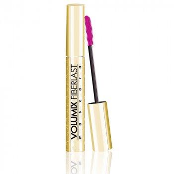 Тушь для ресниц Fiberlast Volumix увеличивающая объем Eveline Cosmetics 10мл (5907609325532)