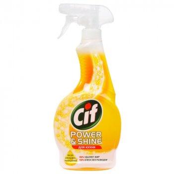 Очисний спрей для кухні Cif 500 мл (8000630720226)