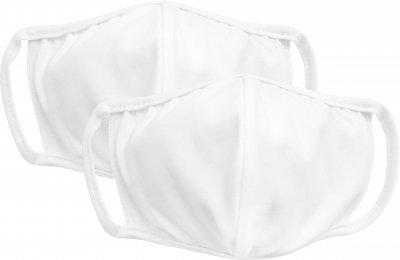 Набор детских защитных масок Anmerino многоразовых 3-5 лет Белый 2 шт (216502963)