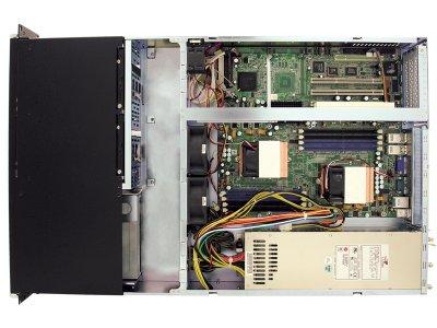 Серверний корпус RMC-2QD-0-SC3-2 AIC чорний