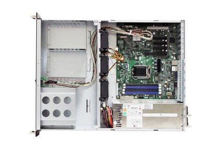 Серверний корпус RMC-2H0-0-0AL AIC чорний