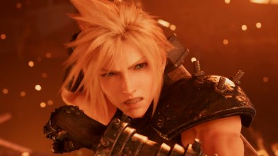 Игра Final Fantasy VII Remake для PS4 (Blu-ray диск, English version)