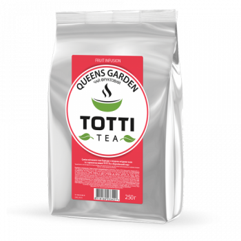 Чай фруктовый рассыпной ТОТТІ Tea Королеский сад 250 г