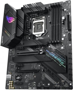 Материнська плата Asus ROG Strix B460-F Gaming (s1200, Intel B460, PCI-Ex16)