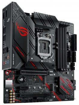 Материнская плата Asus ROG Strix B460-G Gaming (s1200, Intel B460, PCI-Ex16)