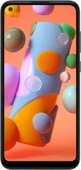 Мобільний телефон Samsung Galaxy A11 2/32GB Black (SM-A115FZKNSEK)