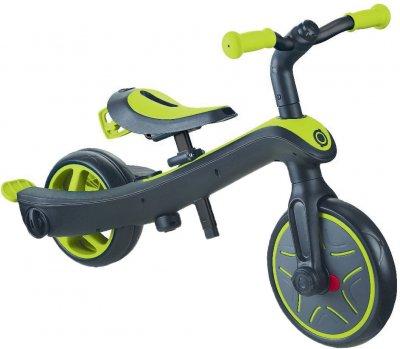 Велосипед детский Globber Explorer Trike 4в1 Зеленый (632-106)