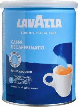 Кава мелена Lavazza Dek без кофеїну 250 г (8000070011052)