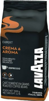 Кава в зернах Lavazza Expert Crema Aroma 1 кг (8000070029644)