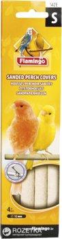 Упаковка жердочка с песчаным покрытием для птиц Karlie Flamingo Sanded Perch Covers 4 шт 2 упаковки (2100053652015)