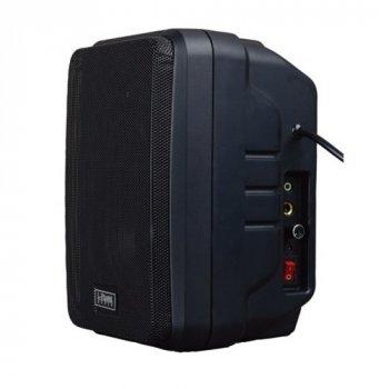 Настінний динамік L-Frank Audio HYB109-4A 10Вт+10Вт з підсилювачем