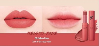 Помада CLIO Mad Matte Lips 009 Mellow Rose