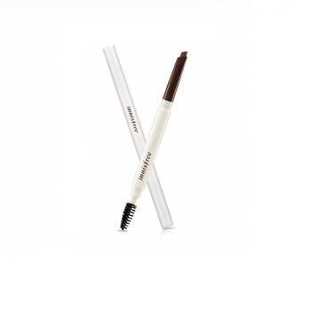 Автоматичний олівець для брів з щіточкою Innisfree Auto Eyebrow Pencil Honey Brown медовий коричневий