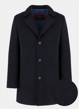 Пальто Pako Lorente PLM-7X-050-G Темно-синє