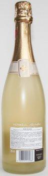 Вино ігристе Henkell AlkoholFrei Безалкогольне біле напівсолодке 0.75 л 0% (4003310013988)