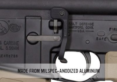 Важіль для скидання затворної затримки для AR15/M4
