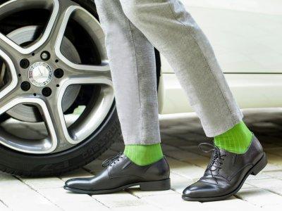 Носки Feeelings 701 625 Зеленые