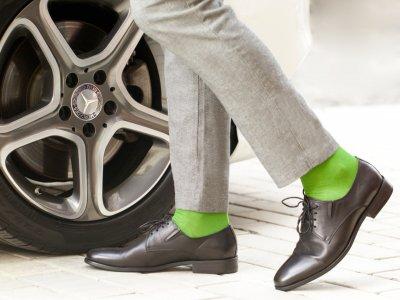 Носки Feeelings 700 625 Зеленые