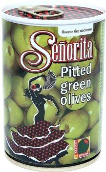 Оливки Señorita без косточек 280 г (8436024295009)