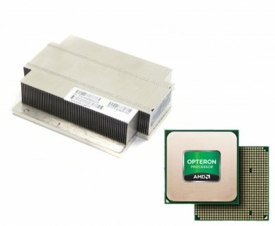 Процесор для сервера HP DL365 Gen5 Quad-Core AMD Opteron 2356 Kit (447600-B21)