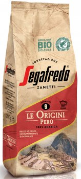 Кава мелена Segafredo Le Origini Perù 200 г (8003410243649)