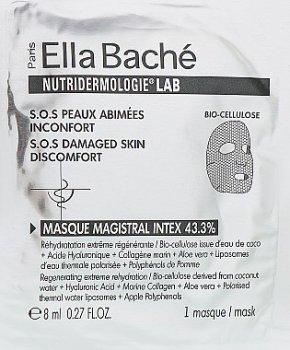 Маска для лица Мажистраль Интекс. Интенсивная терапия Ella Bache Nutridermologie® Lab Face Masque Magistral Intex 43,3% 8 мл (3443321022745)