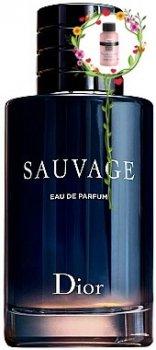 Мужская парфюмерия Парфюмированная вода (тестер без крышечки) Dior Sauvage Eau de Parfum man edp 100ml (2000098289231)