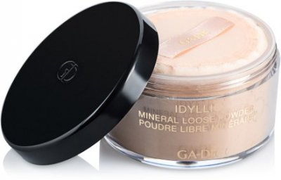 Пудра Минеральная рассыпчатая пудра Ga-De Idyllic Mineral Loose Powder 101 - Dust (7290106291805)