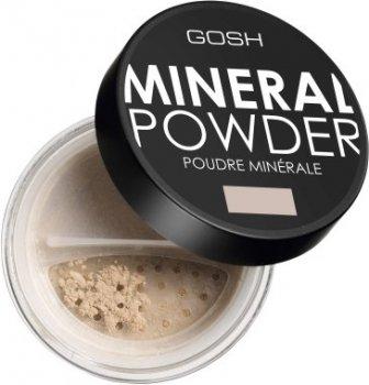 Пудра Минеральная пудра Gosh Mineral Powder 04 - Natural (5711914026059)