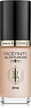 Тональное средство Тональная основа Max Factor Facefinity All Day Flawless 3-in-1 Foundation SPF 20 63 - Sun Beige (3614225851643)