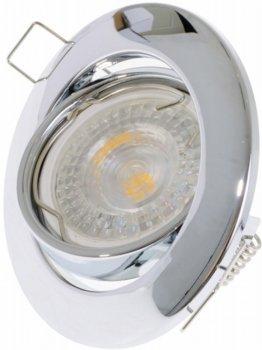 Точковий світильник Brille HDL-DT 23 CH (36-314-2) 2 шт.