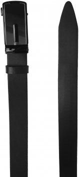 Мужской ремень кожаный Laras 115vgenav8 115 см Черный (ROZ6400007401)