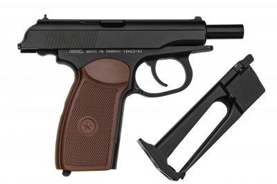Пневматичний пістолет SAS Makarov Blowback
