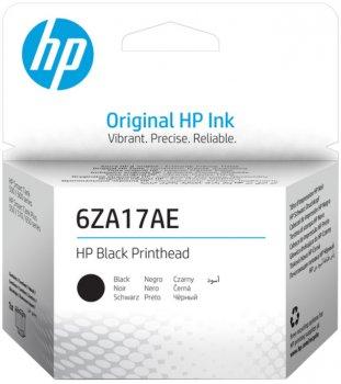 Печатающая головка HP Smart Tank Black (6ZA17AE)