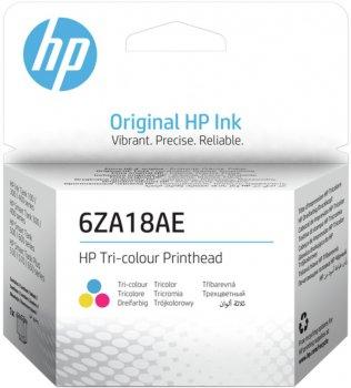 Печатающая головка HP Ink Tank/Smart Tank Tri-Color (6ZA18AE)