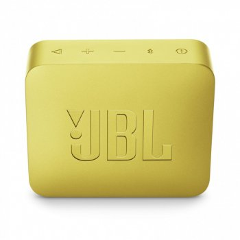 Акустична система JBL GO 2 Yellow (JBLGO2YELL)