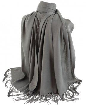 Шарф Traum 2493-312 Серый