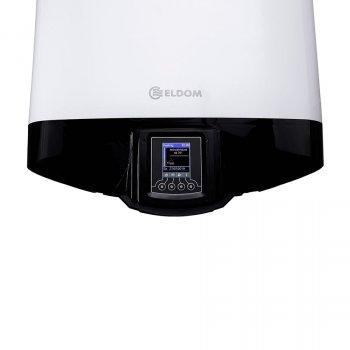 Бойлер плоский Eldom Galant Dry 80 литров сухой ТЭН (DV080D)